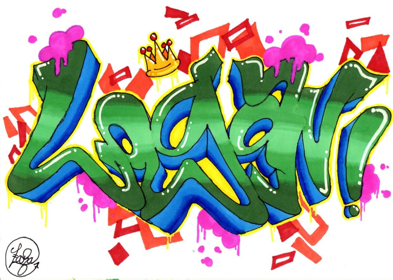 Drawn Name