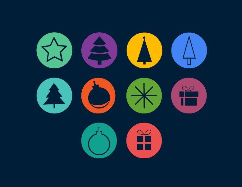 Christmas Go - Icon Font