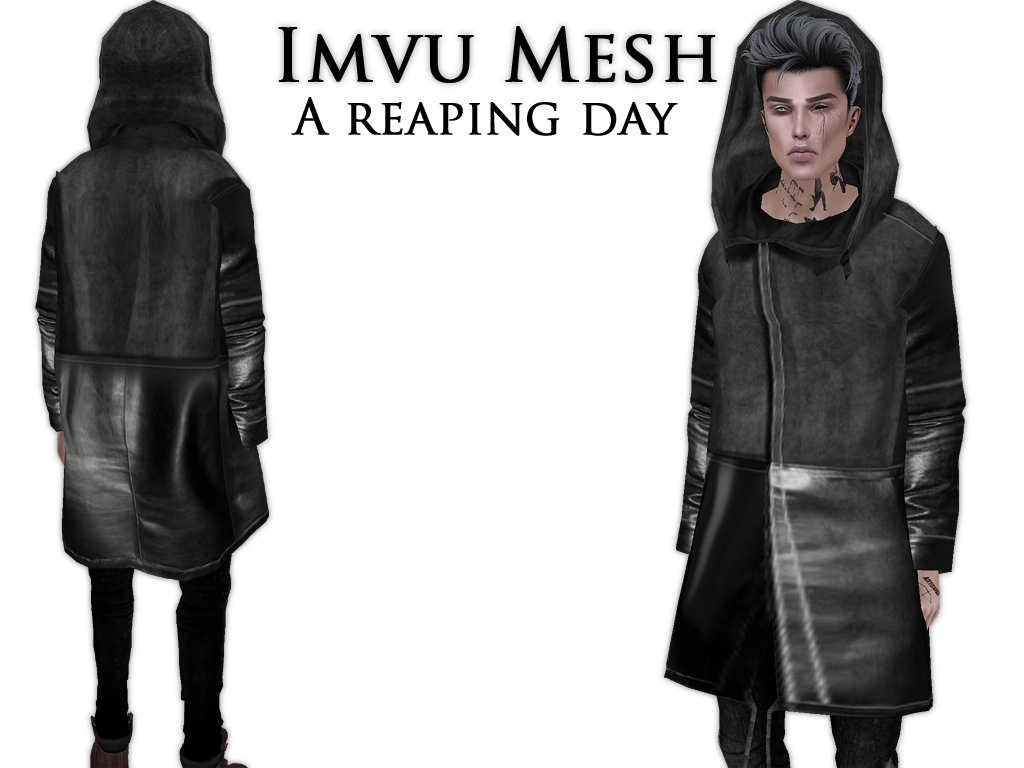 IMVU Mesh - Tops - A reaping day