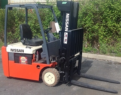 Nissan Electric Lift Truck Type N01: L13, L15, L16, L18 Workshop Service Repair Manual