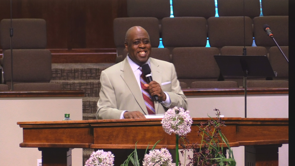 """Pastor Sam Emory 06-14-17pm """" All Sufficient Grace """" MP3"""