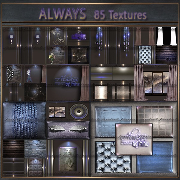 Always 85 Textures