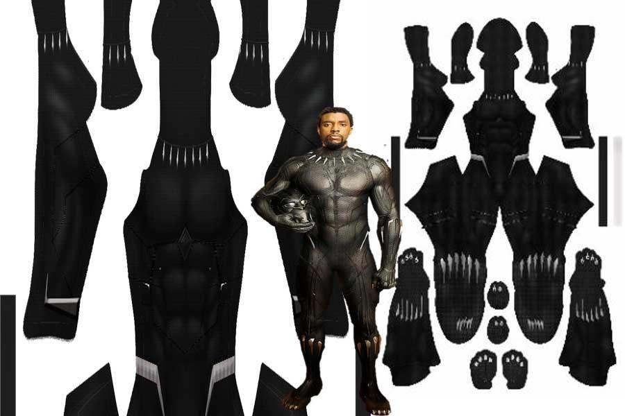 Black panther 2018 movie