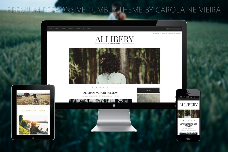 Allibery Theme