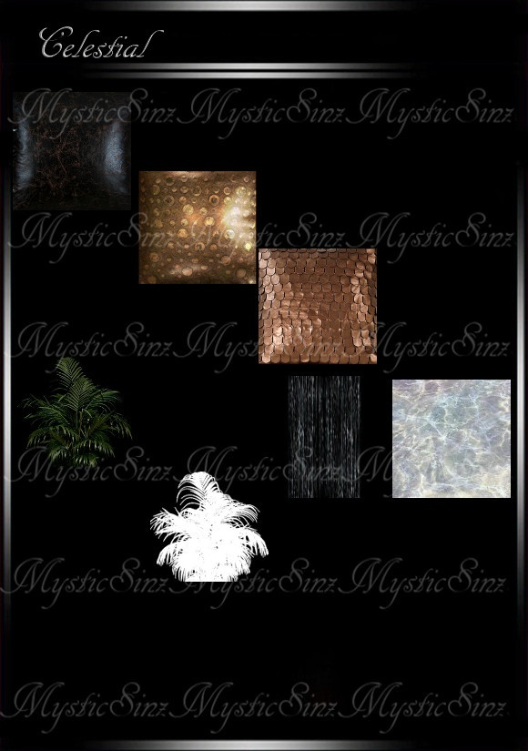 Celestial Room Texture Collection IMVU