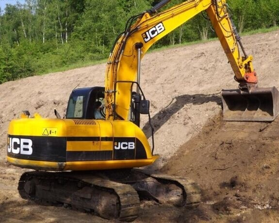 JCB JS130, JS160 Tracked Excavator Service Repair Workshop Manual DOWNLOAD