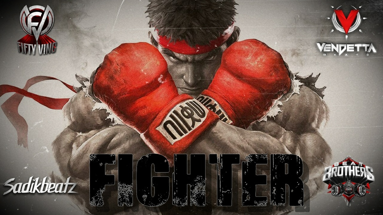 FIGHTER (AGGRESSIVE CHOIR RAP BEAT) [SADIK x VENDETTA x BEATBROTHERS COLLABO]