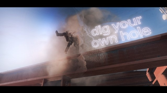 Dig Your Own Hole #SoaRRC