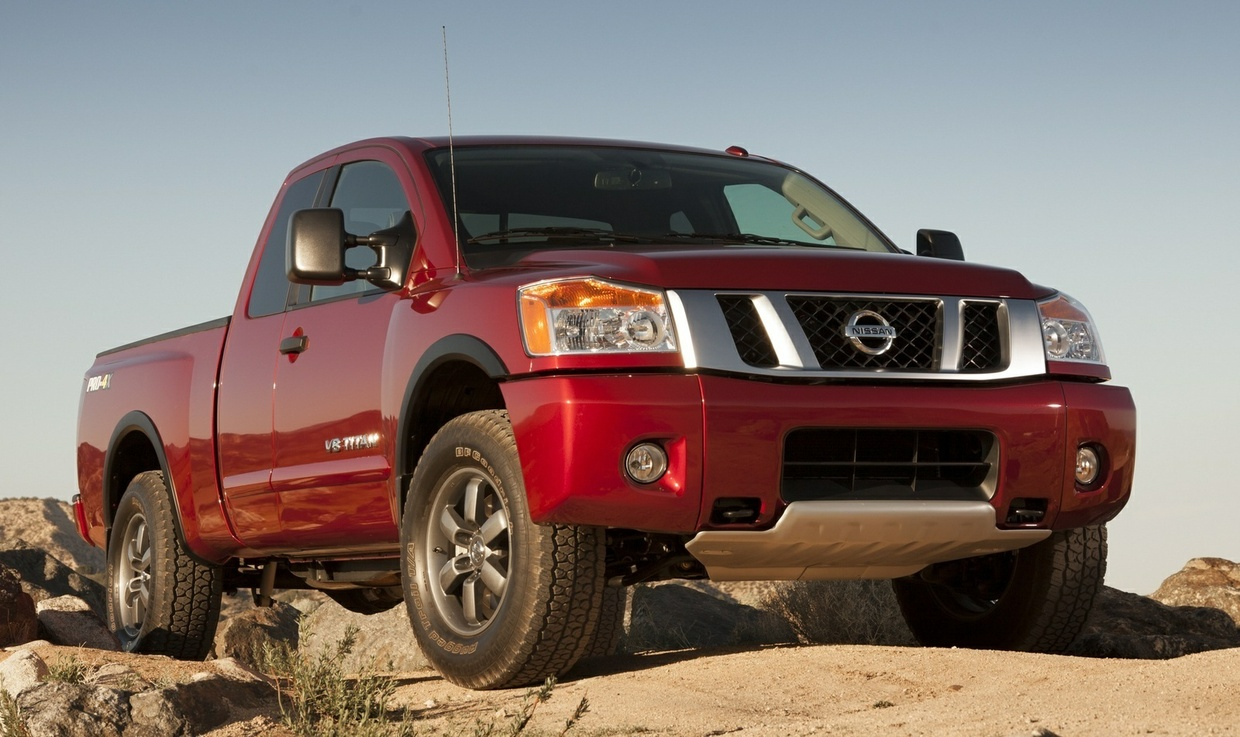 2015 Nissan Titan, OEM Serive and Repair Manual