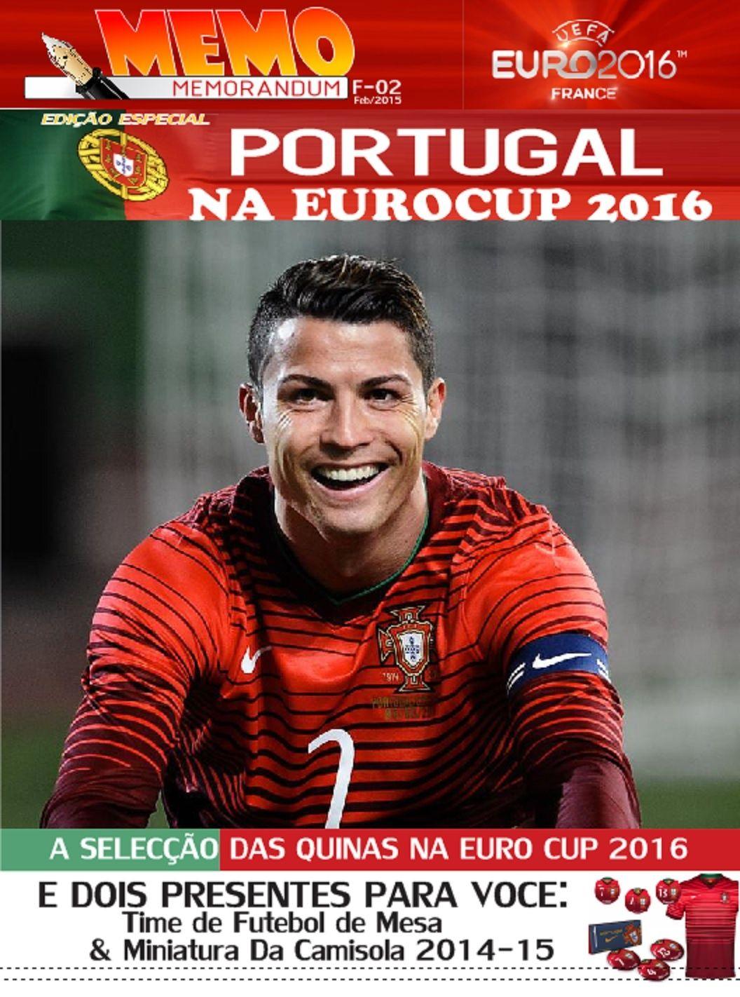 MEMO Euro Cup 2016 / PORTUGAL