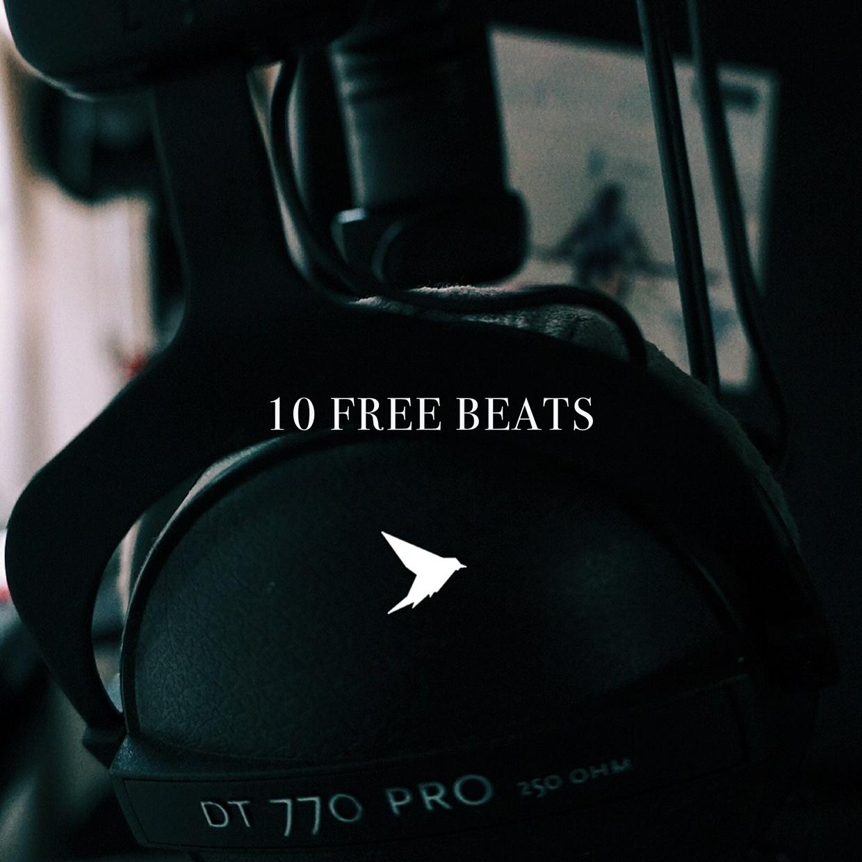 10 free beats