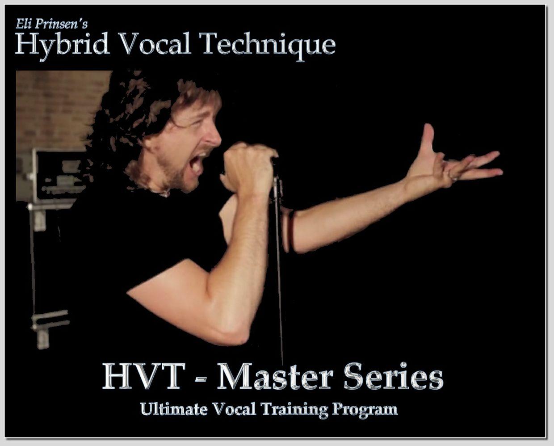 HVT - Master Series - Ultimate Vocal Training Program