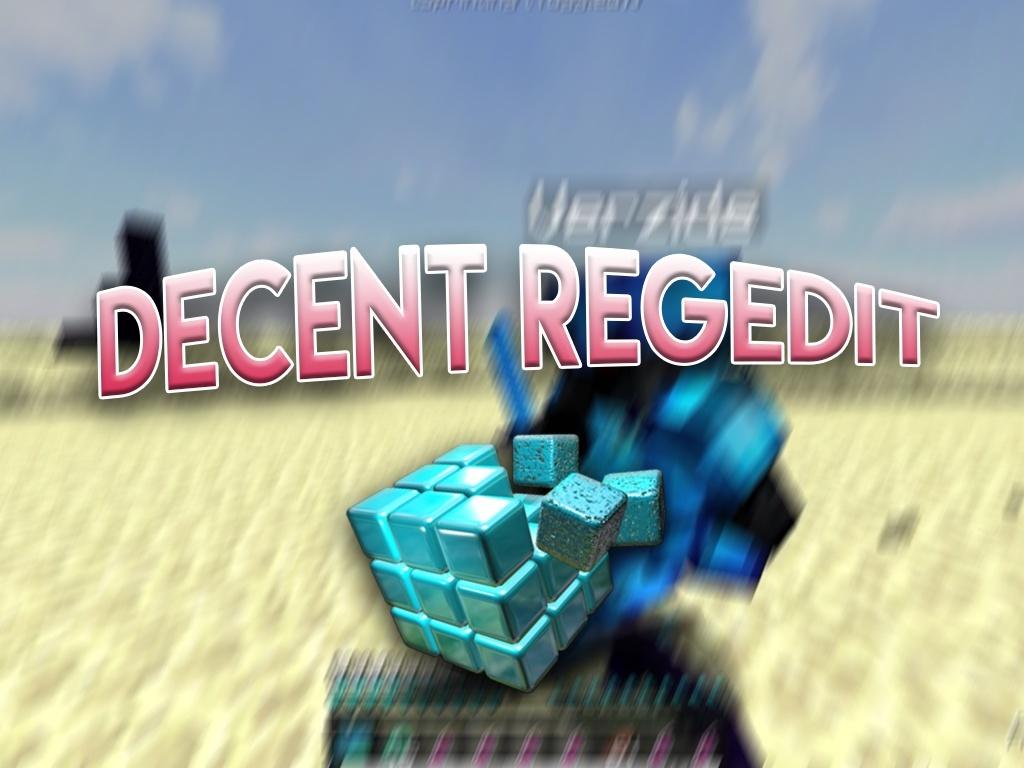 Decent regedit ( good kb )