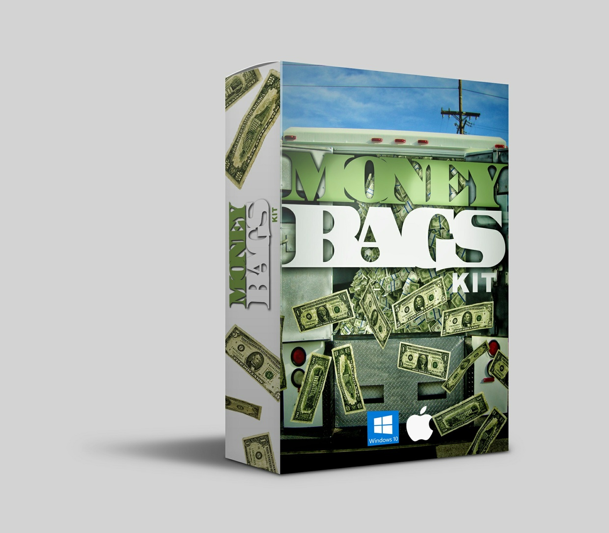 Money Bags Kit [The Beat House]