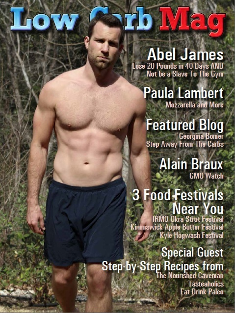 Low Carb Mag October 2016 - The World's Most Loved Low Carb Magazine