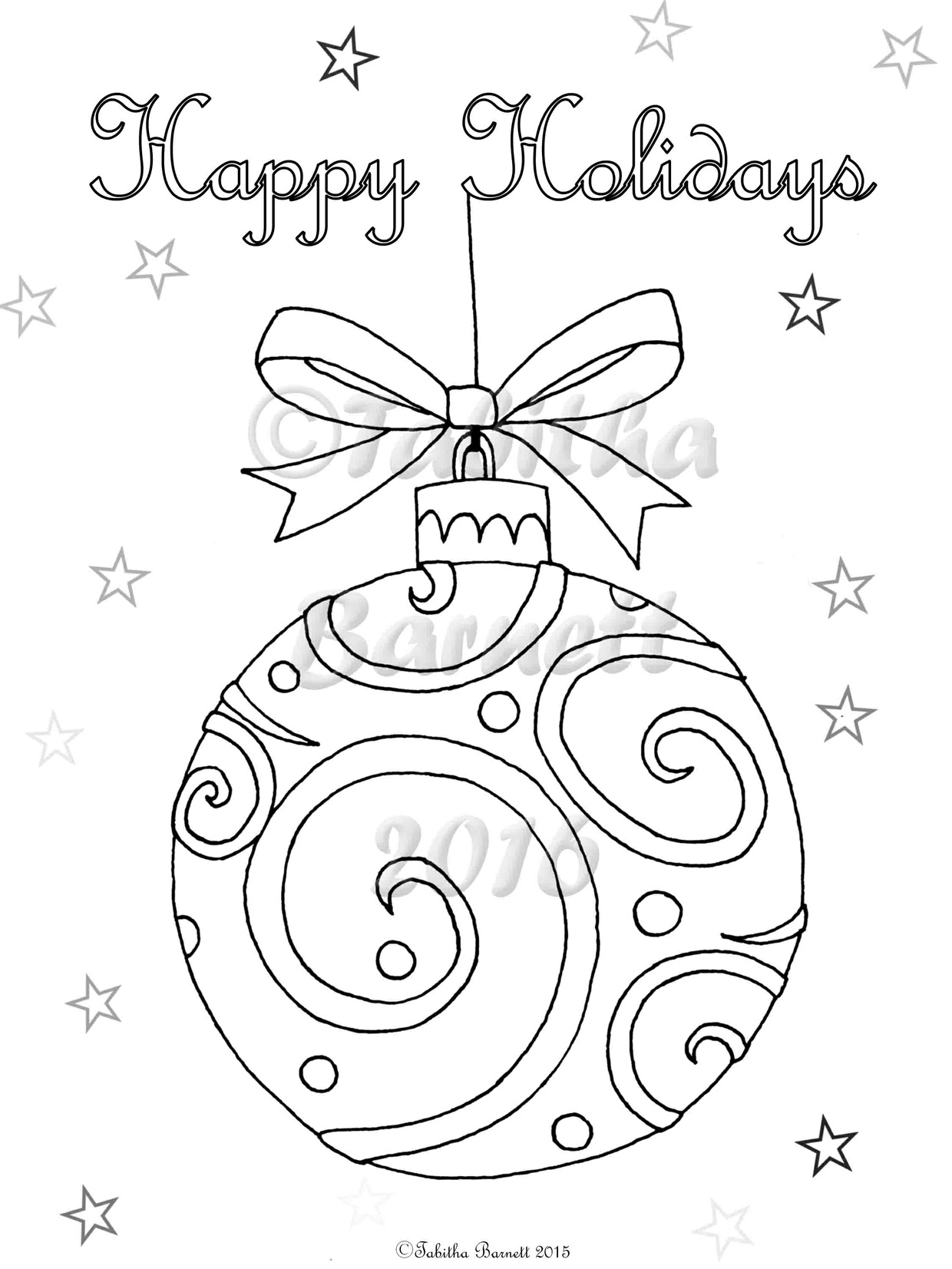 Merry Christmas Coloring Pages Pdf Tabby S Tangled Art Merry Coloring Pages Pdf