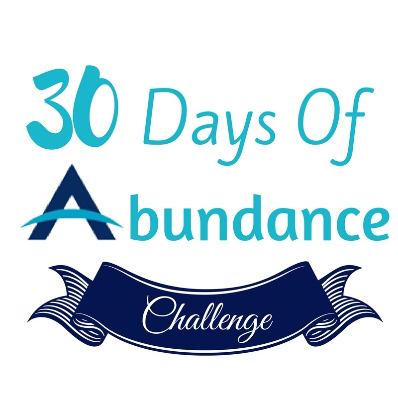 30 Days Of Abundance Money Challenge