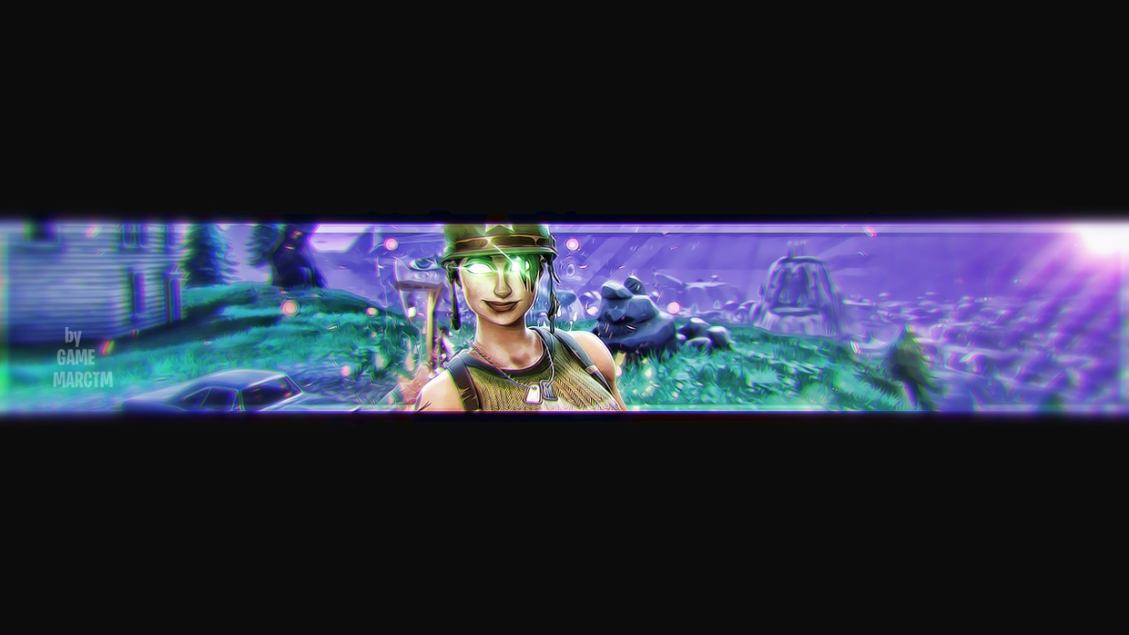 2048 X 1152 Banner Fortnite: GAME MARC DESINg - Sellfy.com