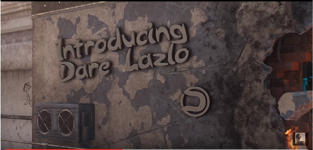 Introducing Dare Lazlo PF (scrapped)