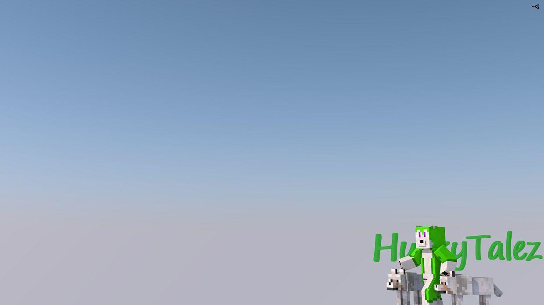 Custom HD Minecraft Wallpaper