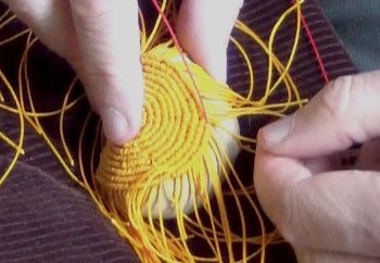 Part 2: Technique for Attaching Knotting to an Object