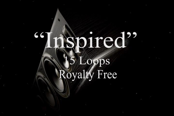 """Inspired"" 15 Loops Royalty Free"