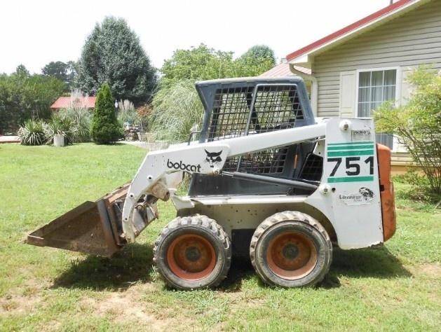 Bobcat 751 Skid Steer Loader Service Repair Manual DOWNLOAD (S/N 515711001 ,  515611001 & Above)