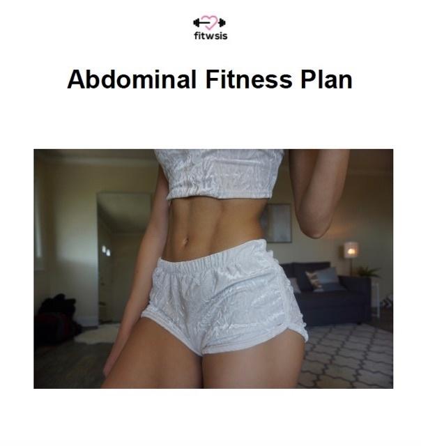 The Abdominal Plan