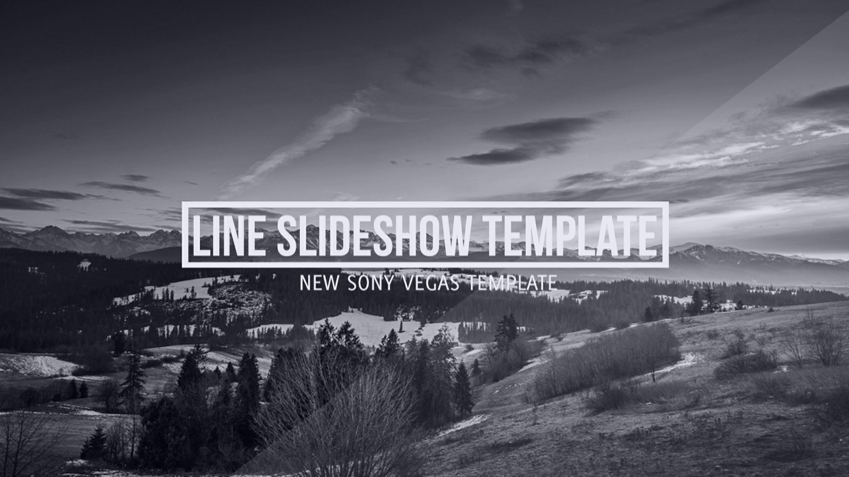 Line slideshow 2 sony vegas 11 12 13 template line slideshow 2 sony vegas 11 12 13 pronofoot35fo Images