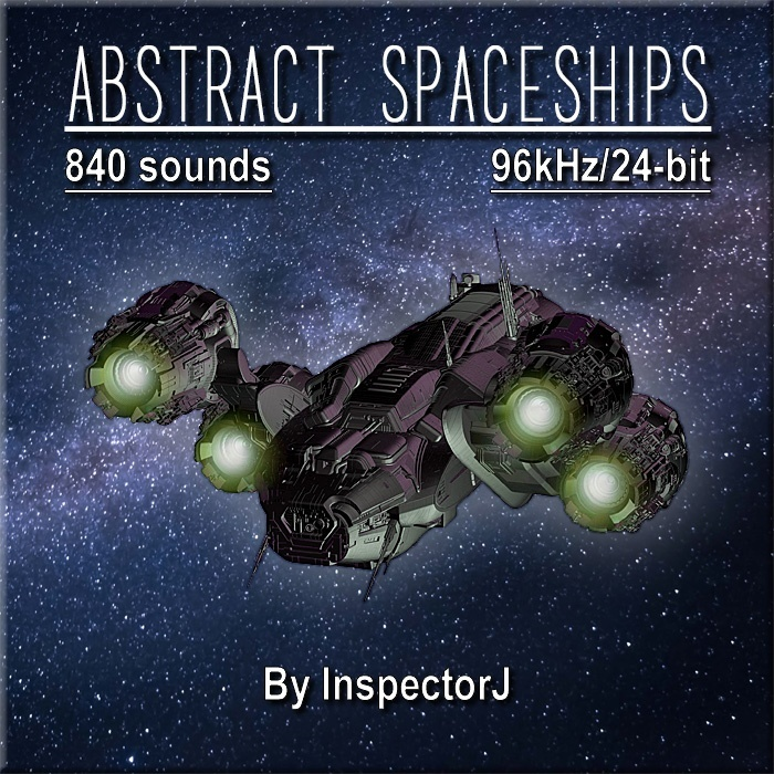Abstract Spaceships (96)