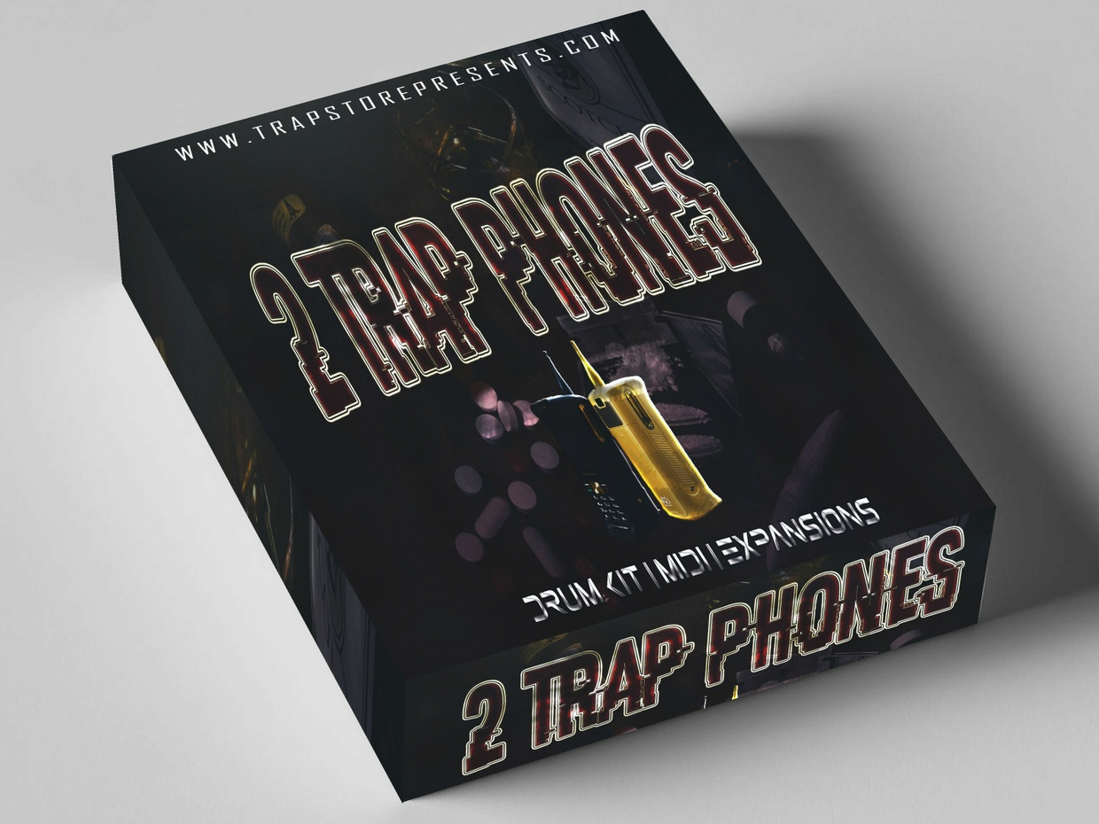 SOUNDKIT - 2 TRAP PHONES COMING SOON