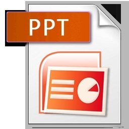 Create a PowerPoint presentation using the attached Industry Analysis..