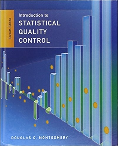 Introduction to Statistical Quality Control, 7th Edition( PDF , Instant download )