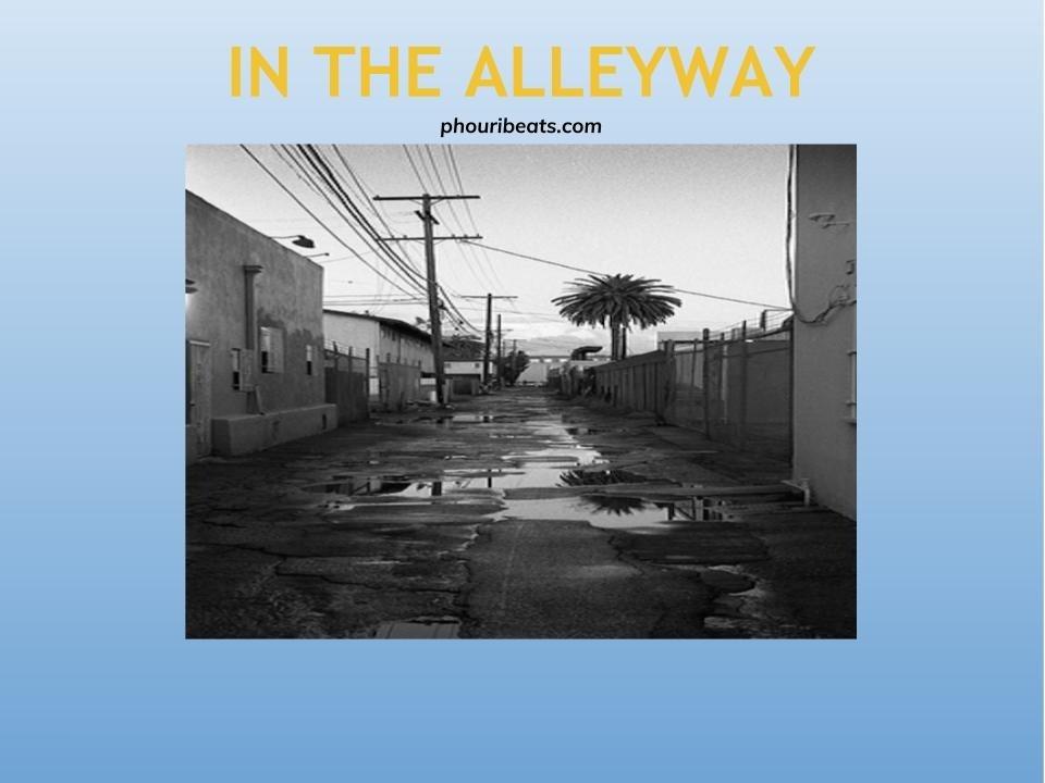 In the Alleyway (wav.)