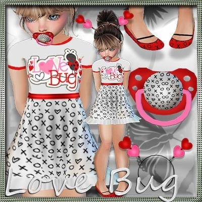 2018_Kids Love Bug PSD and PNGs