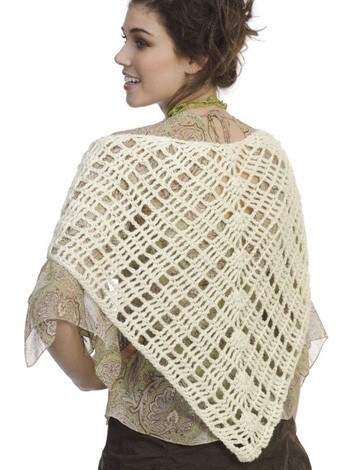 Intermediate Shawl
