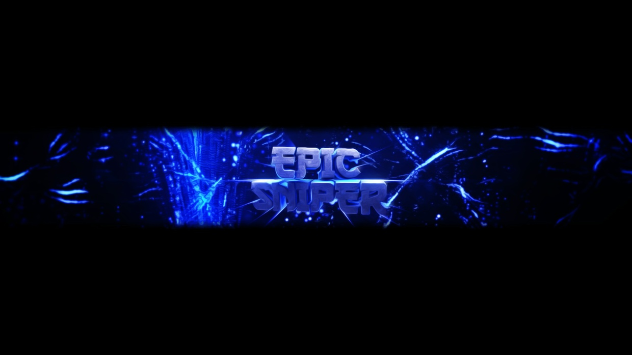 Youtube banner and logo (must have discord or skype) (OPEN)