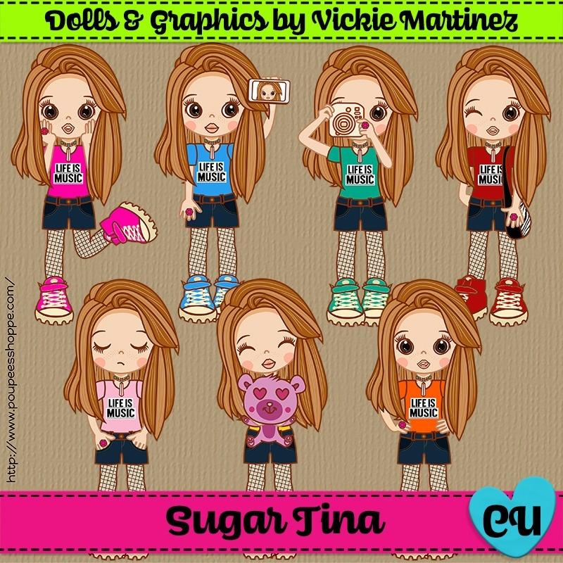 Sugar Tina