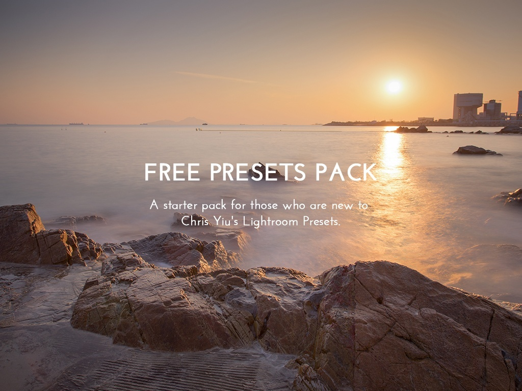 Free Presets Pack