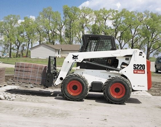 Bobcat S220 Turbo, S220 Turbo High Flow Skid - Steer Loader Service Repair Manual