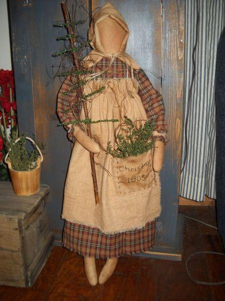 #318 hannah's christmas tree e pattern