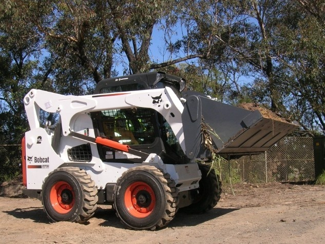 Bobcat S770 Skid - Steer Loader Service Repair Manual DOWNLOAD (S/N ASRV11001 & Above)