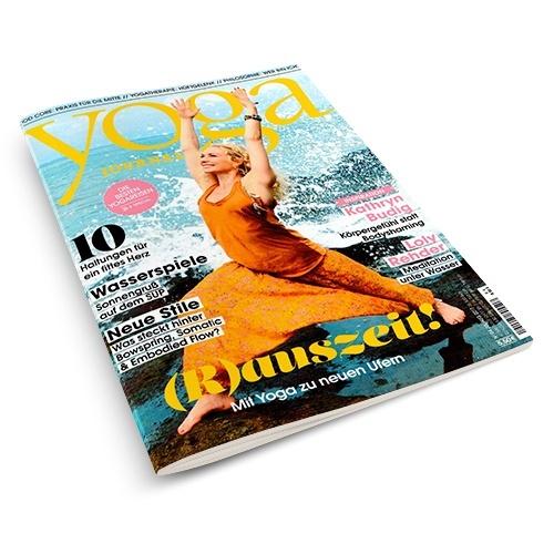 Embodied Flow Artikel inkl. Interview mit Tara Judelle im Yoga Journal [GRATIS]