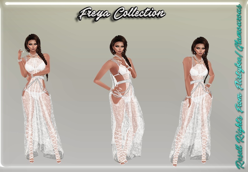 Freya Collection Catty Only!!!