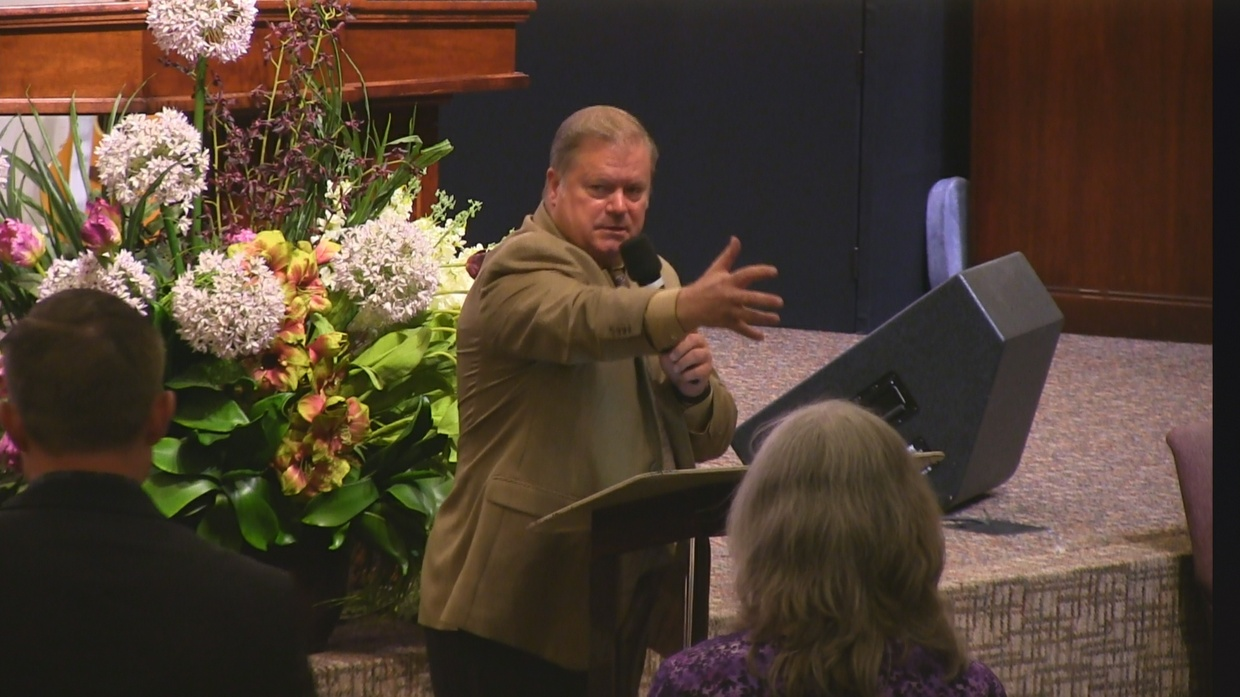 """Rev. Eric Aschacher 08-16-17pm """" The Way Of Prudence """" MP4"""