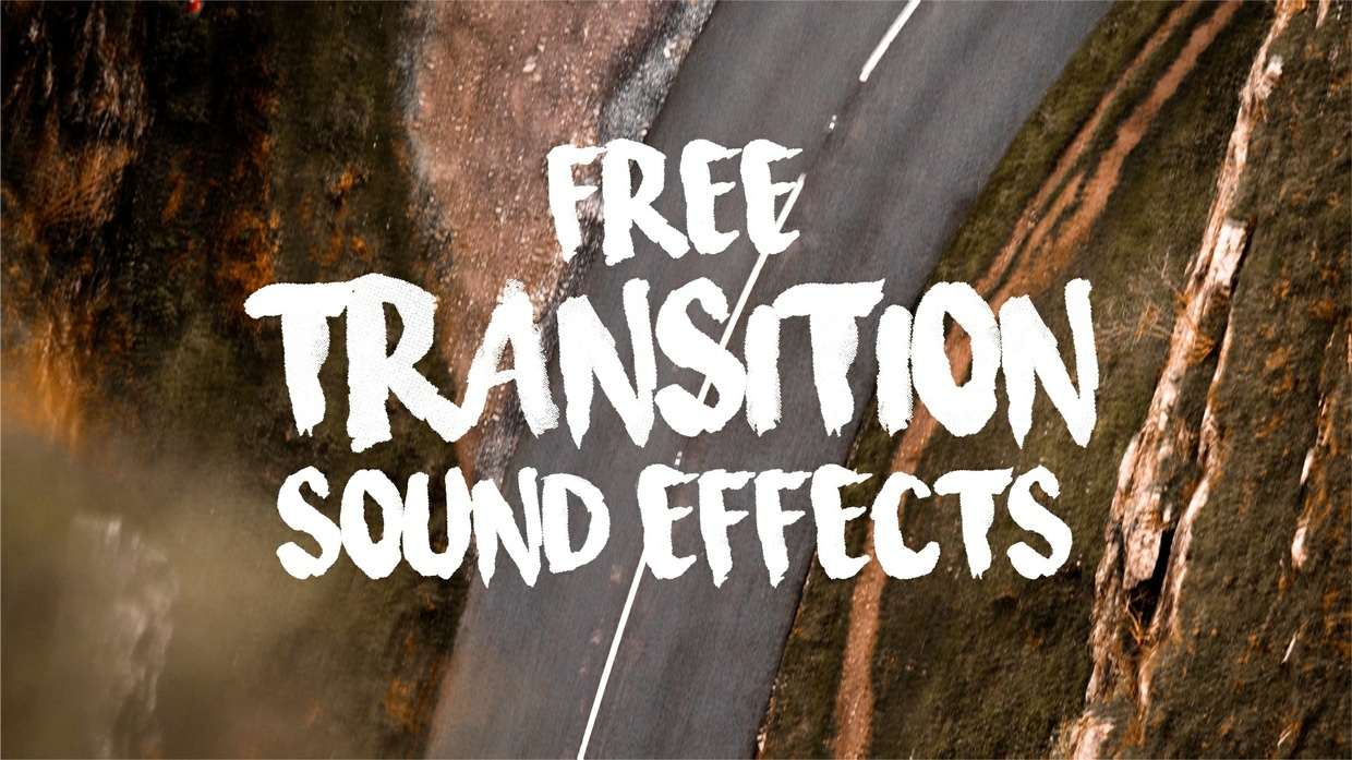 Transition Sound Effects Sample Pack