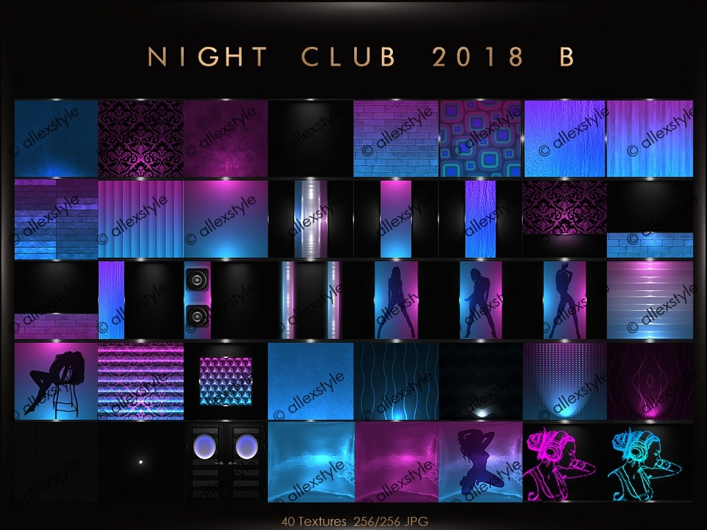 NIGHT CLUB 2018 B