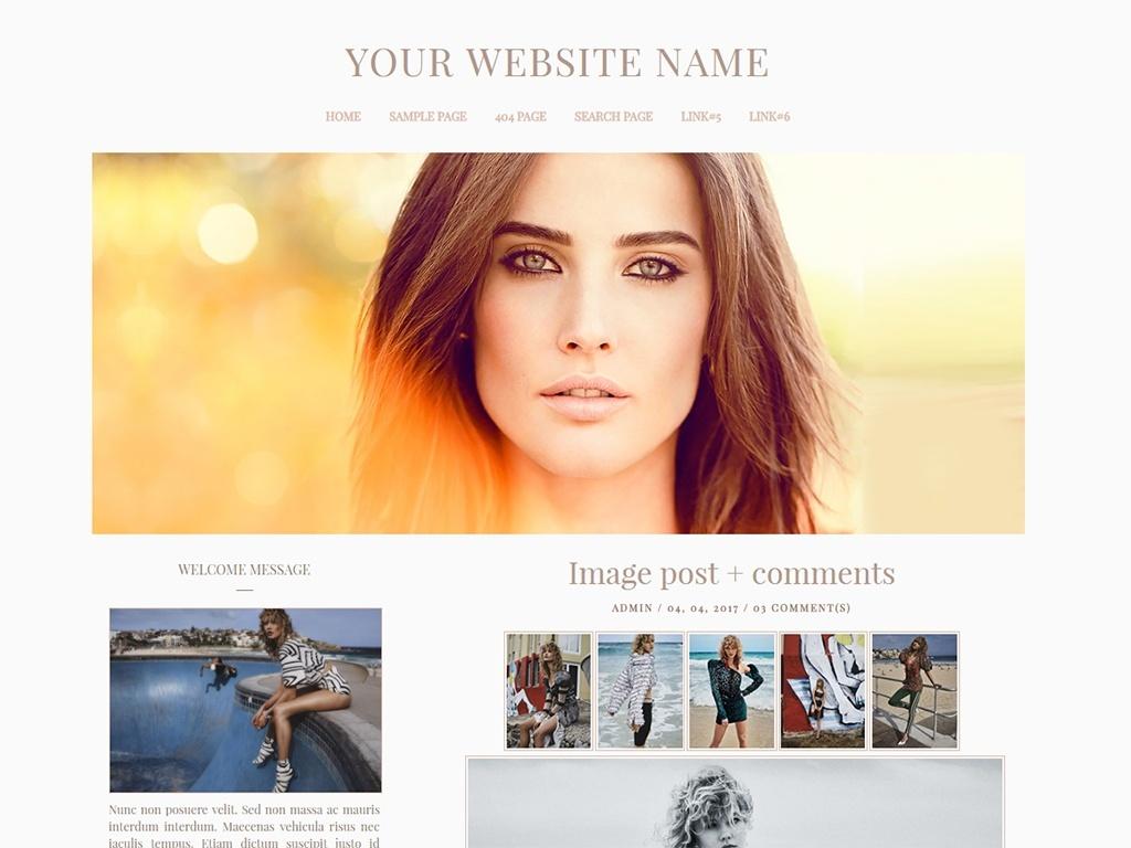 Wordpress Premade #008