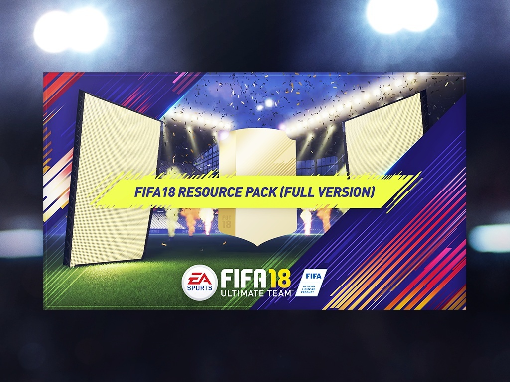 FIFA 18 Resource Pack | FULL Version!