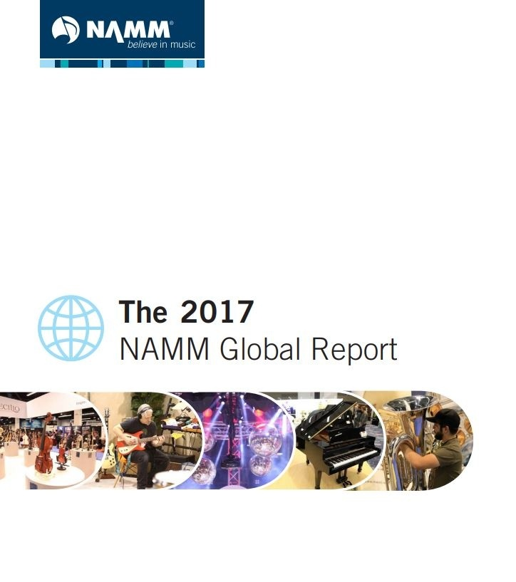 The 2017 NAMM Global Report